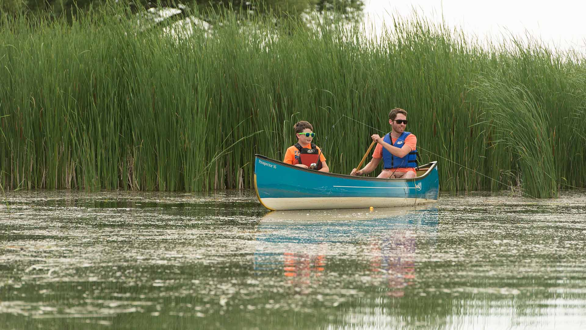 Maclean lake - 10 Amazing Paddle Routes in Orillia and Lake Country