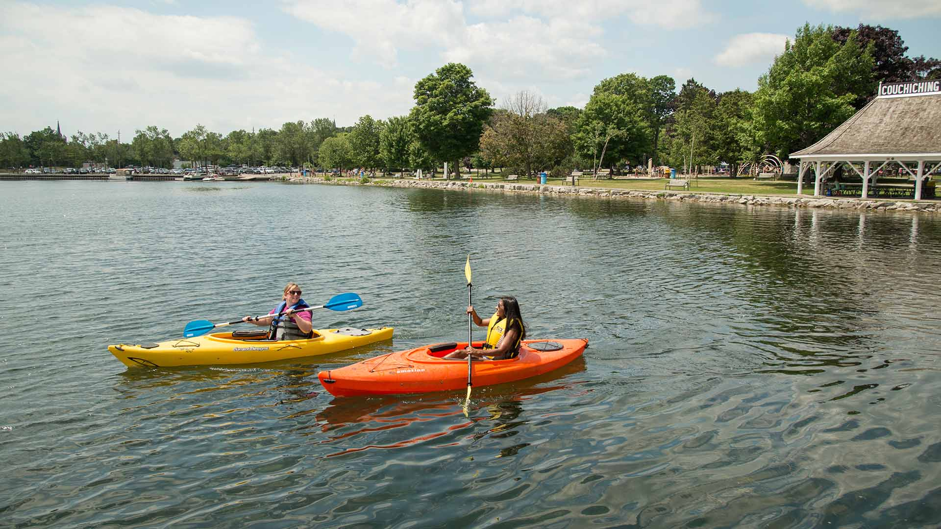 Orillia Cultural - 10 Amazing Paddle Routes in Orillia and Lake Country