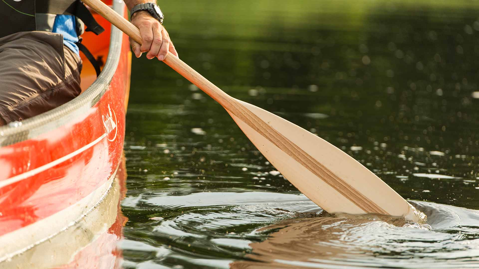 Top images - 10 Amazing Paddle Routes in Orillia and Lake Country