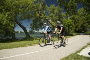 cycling 300x200 - TOP 5 THINGS TO DO THIS AUGUST IN ONTARIO'S LAKE COUNTRY