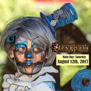 steampunk girl 300x300 - TOP 5 THINGS TO DO THIS AUGUST IN ONTARIO'S LAKE COUNTRY