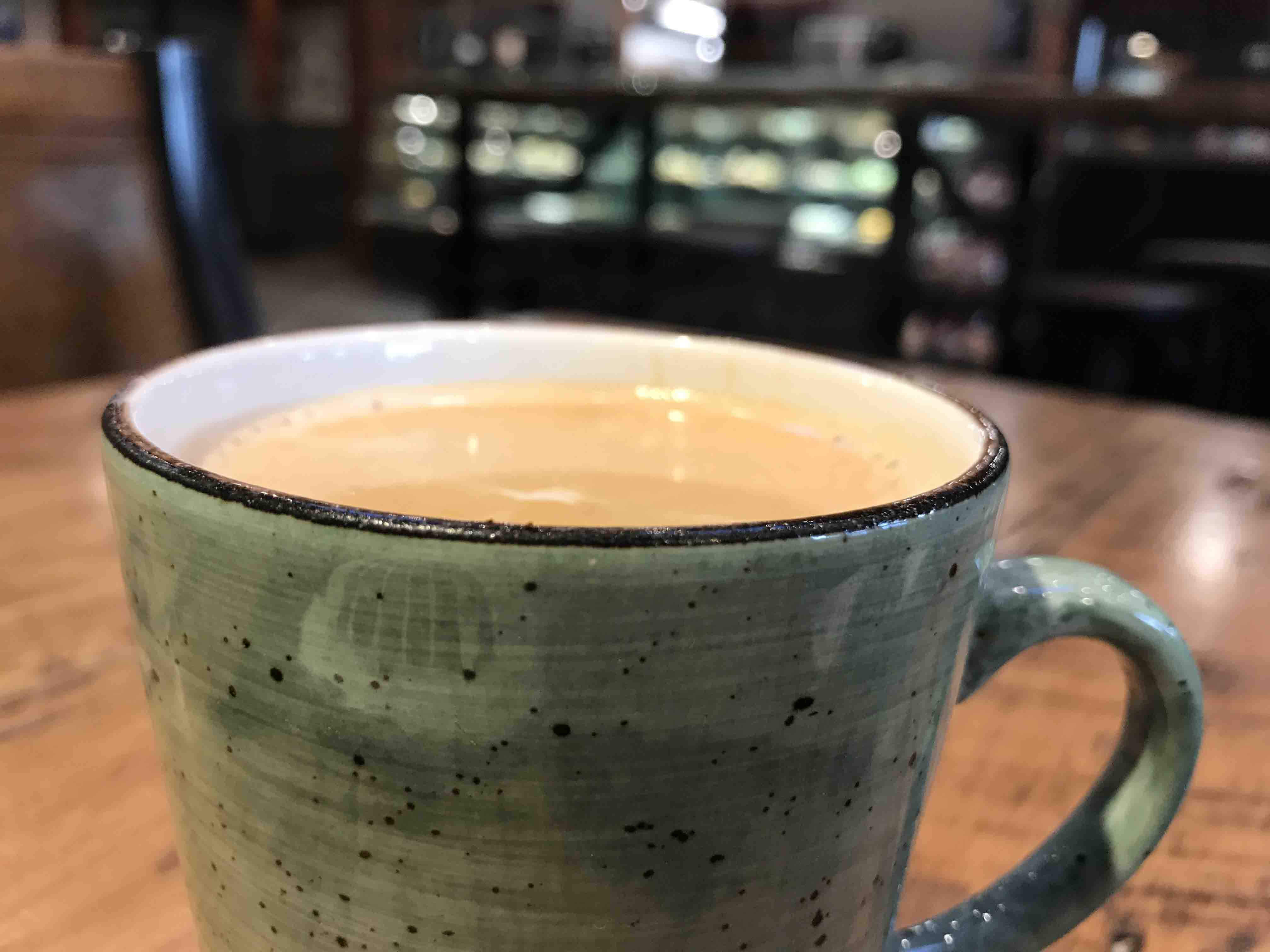 SMALL Coffee at Mariposa Market copy - Coffee Talk, Four Orillia Coffee Shops That Will Keep You Caffeinated