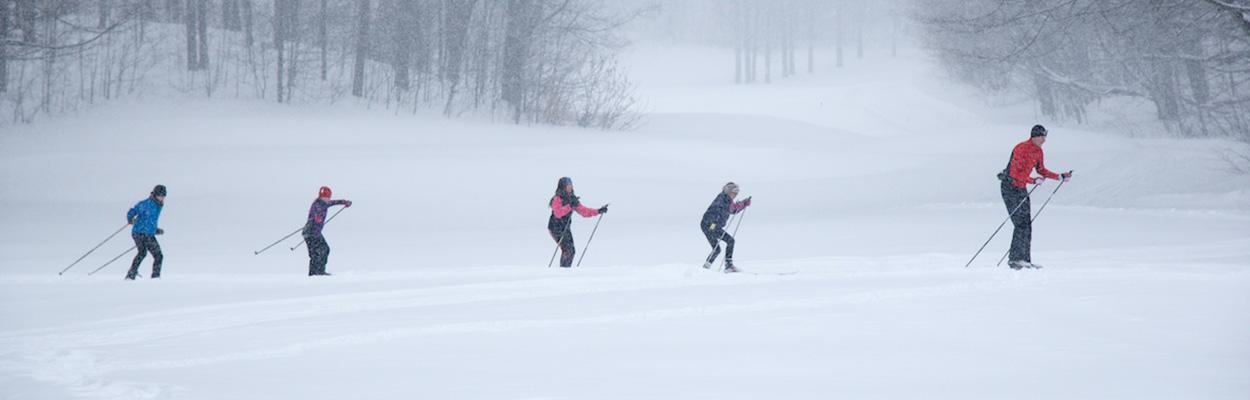 Cross country Skiing 1250x400 - Top 10 Outdoor Winter Activities