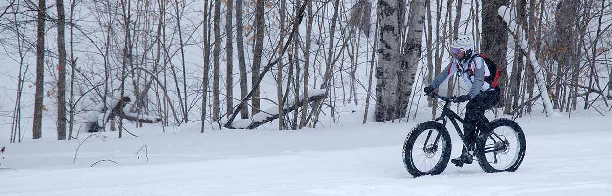 Fat Biking 1250x400 - Top 10 Outdoor Winter Activities
