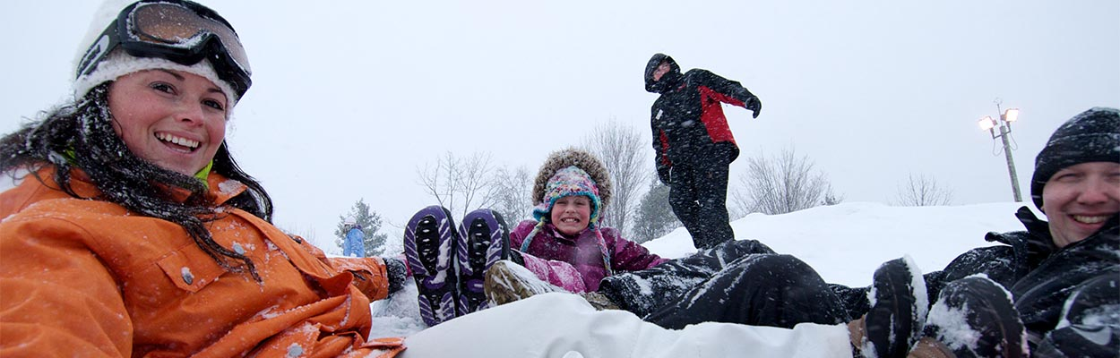 Snow Tubing 1250x400 - Top 5 Winter Activities To Do This Family Day Weekend