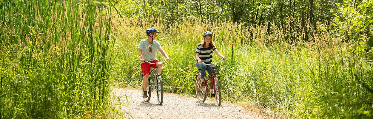 Biking 1250x400 - Top 5 Spring Activities!