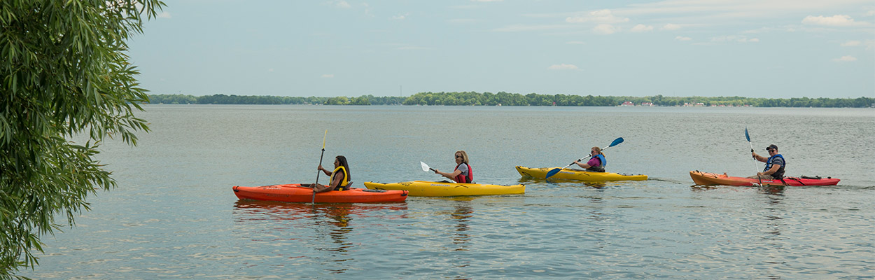 Paddling 1250x400 - Top 5 Spring Activities!