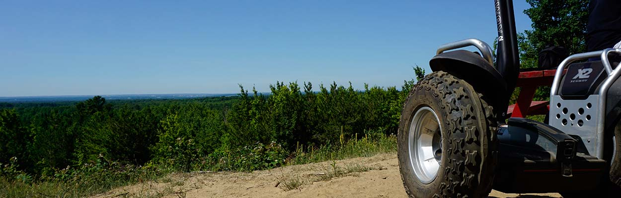 Segway With Lookout 1250x400 - Adventure Days In Ontario's Lake Country