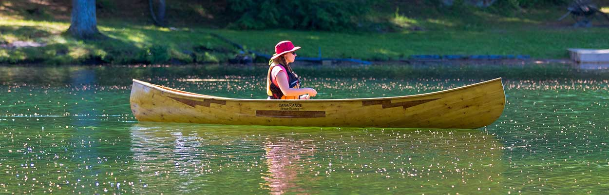 Canoe - The Passionate Paddler Visits OLC