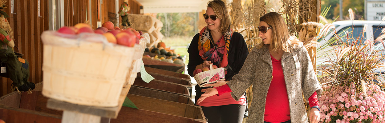 Shopping 1250x400 - Time To Fall In Love With Ontario's Lake Country