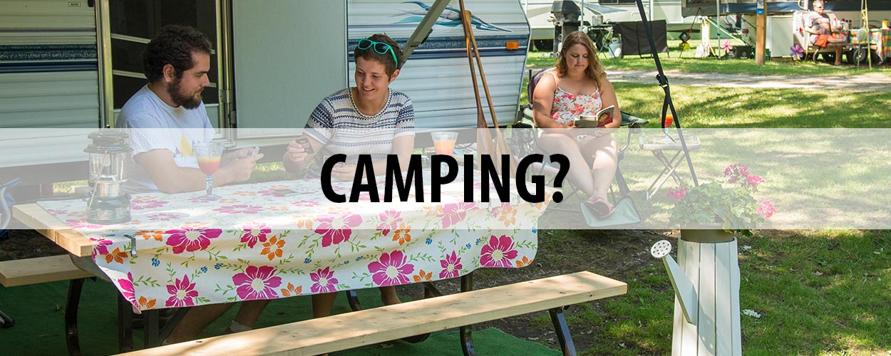 CampingRS - Rolling Stones are Coming, Where to Stay?