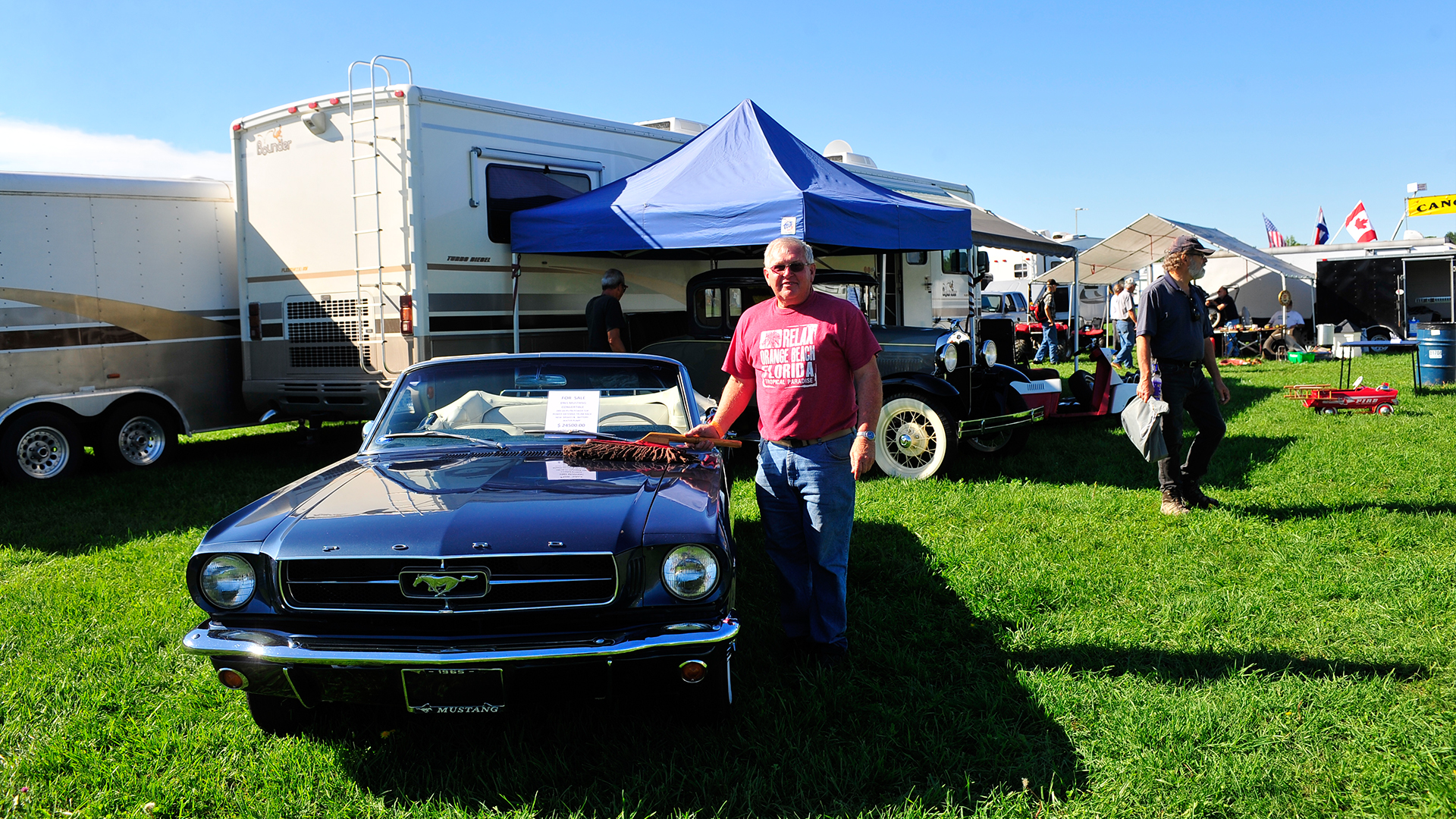 Automotive flea market - Events You Don't Want To Miss This June