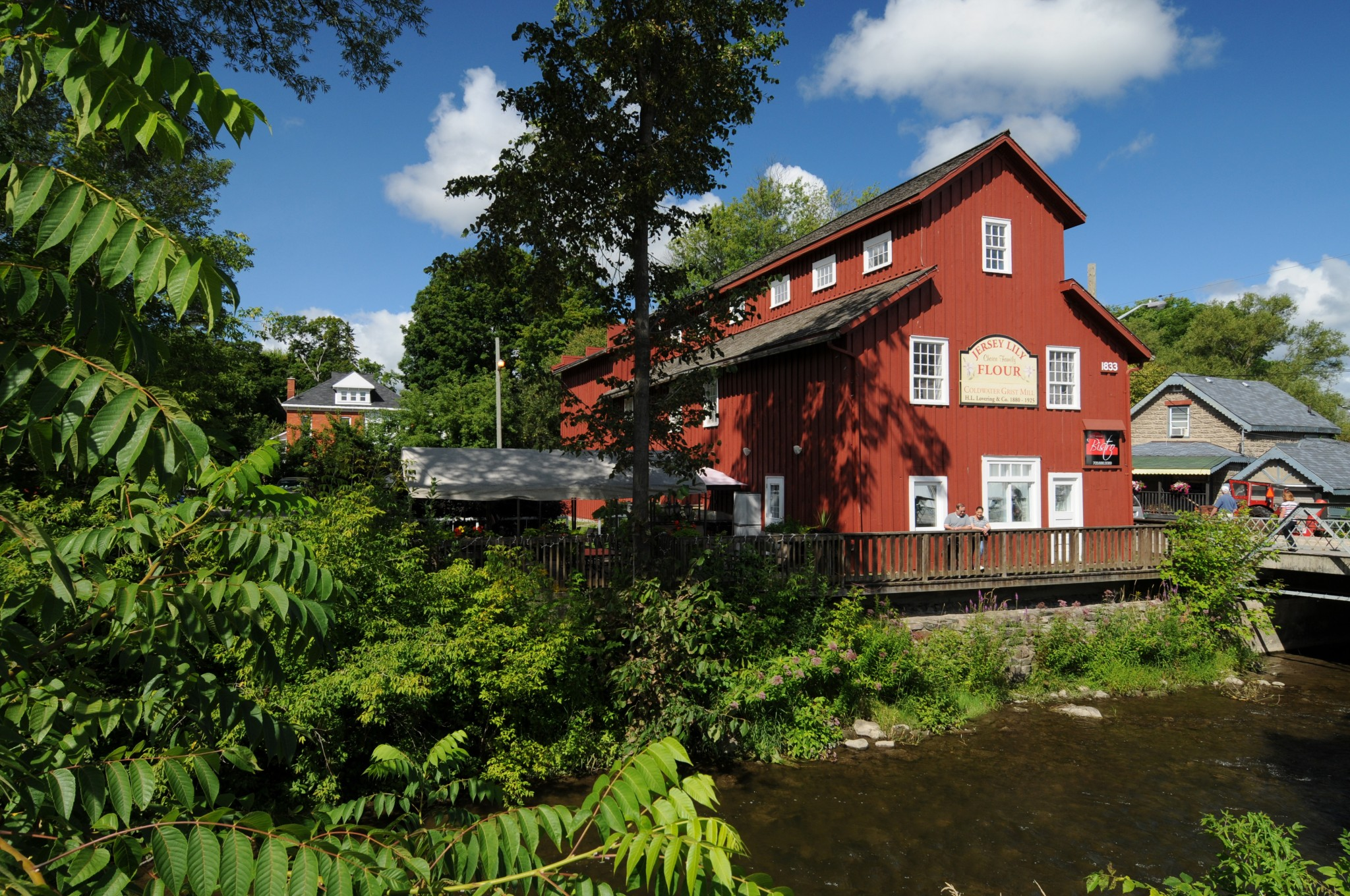 Coldwater Mill AHP13 aas - Small Town Charm
