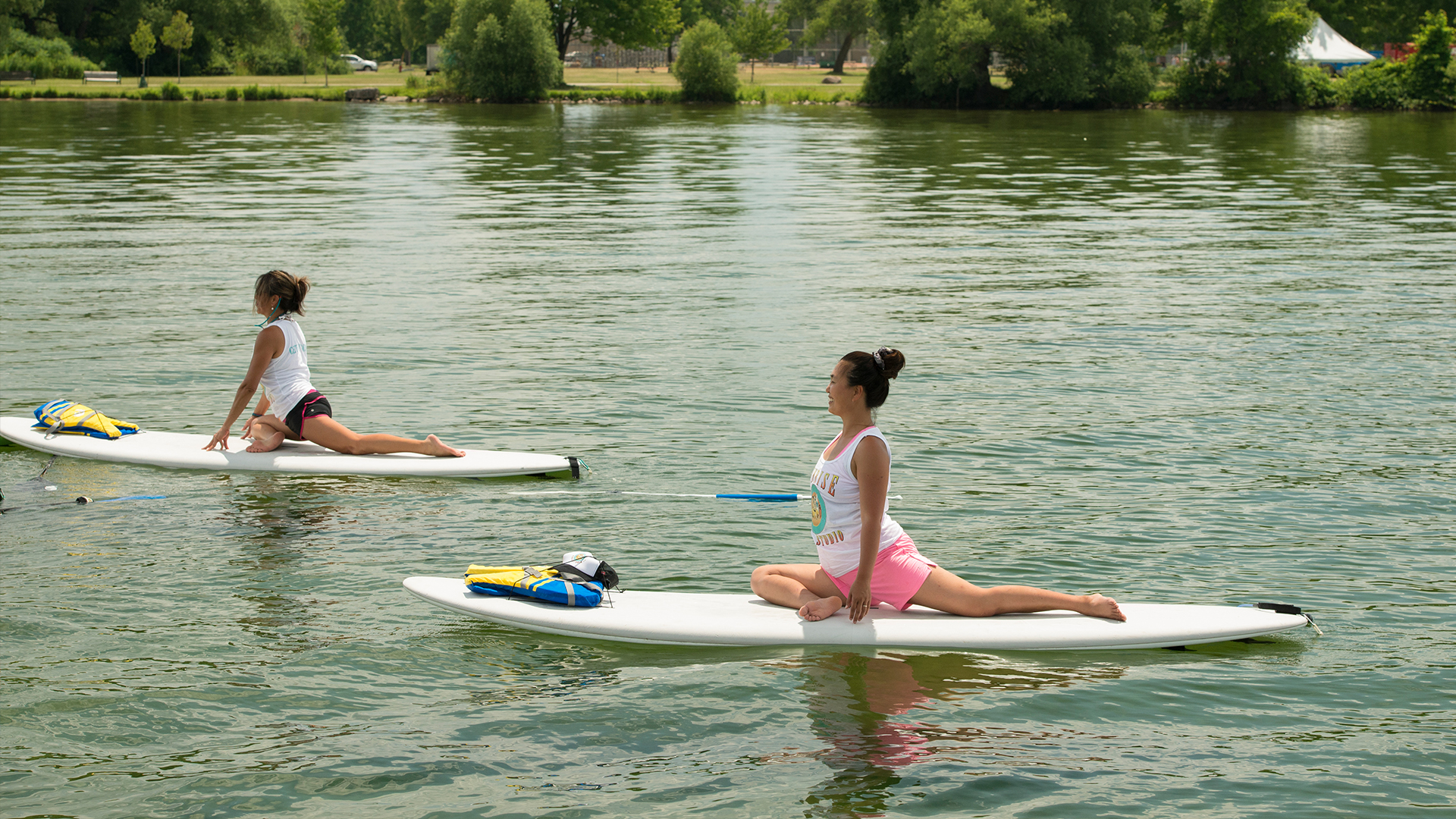 SUP - Get Ready for National Paddling Week