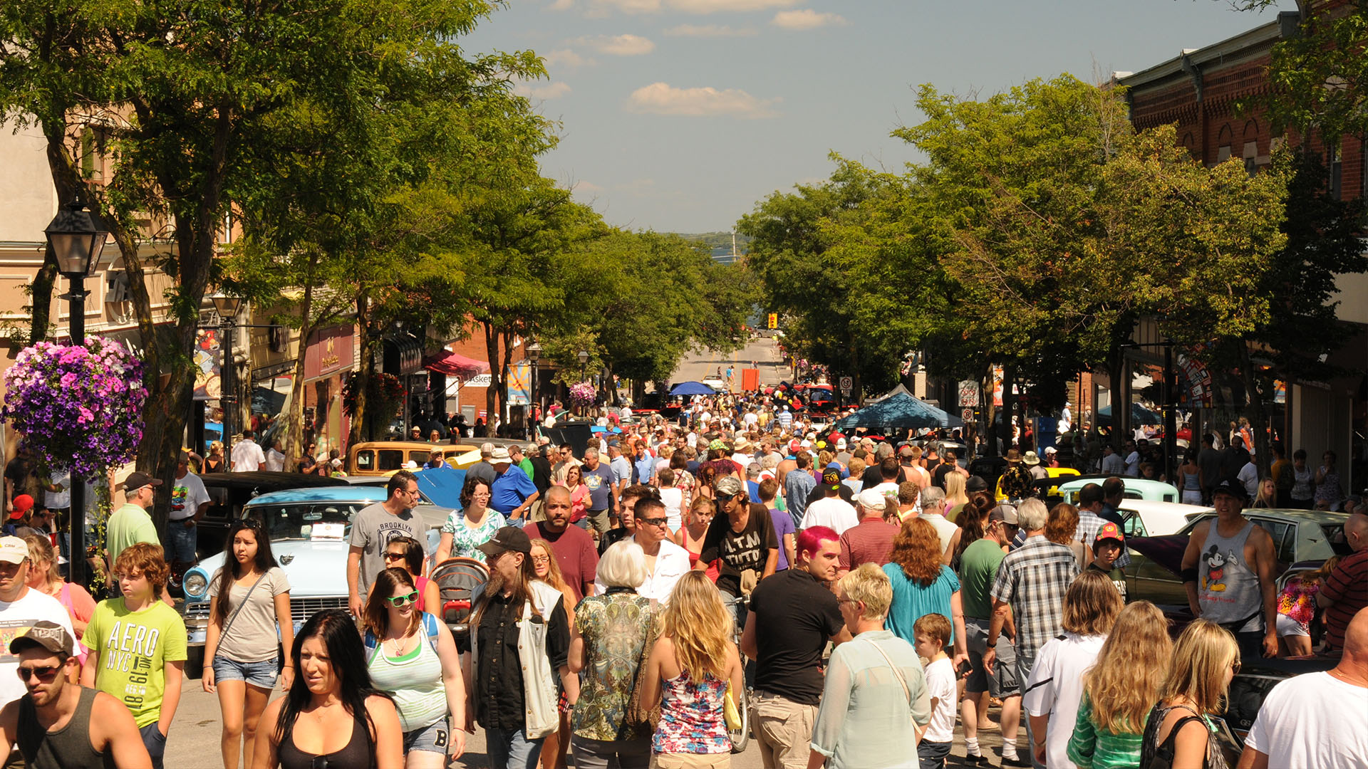 carshow - The Hub & Heart of Orillia