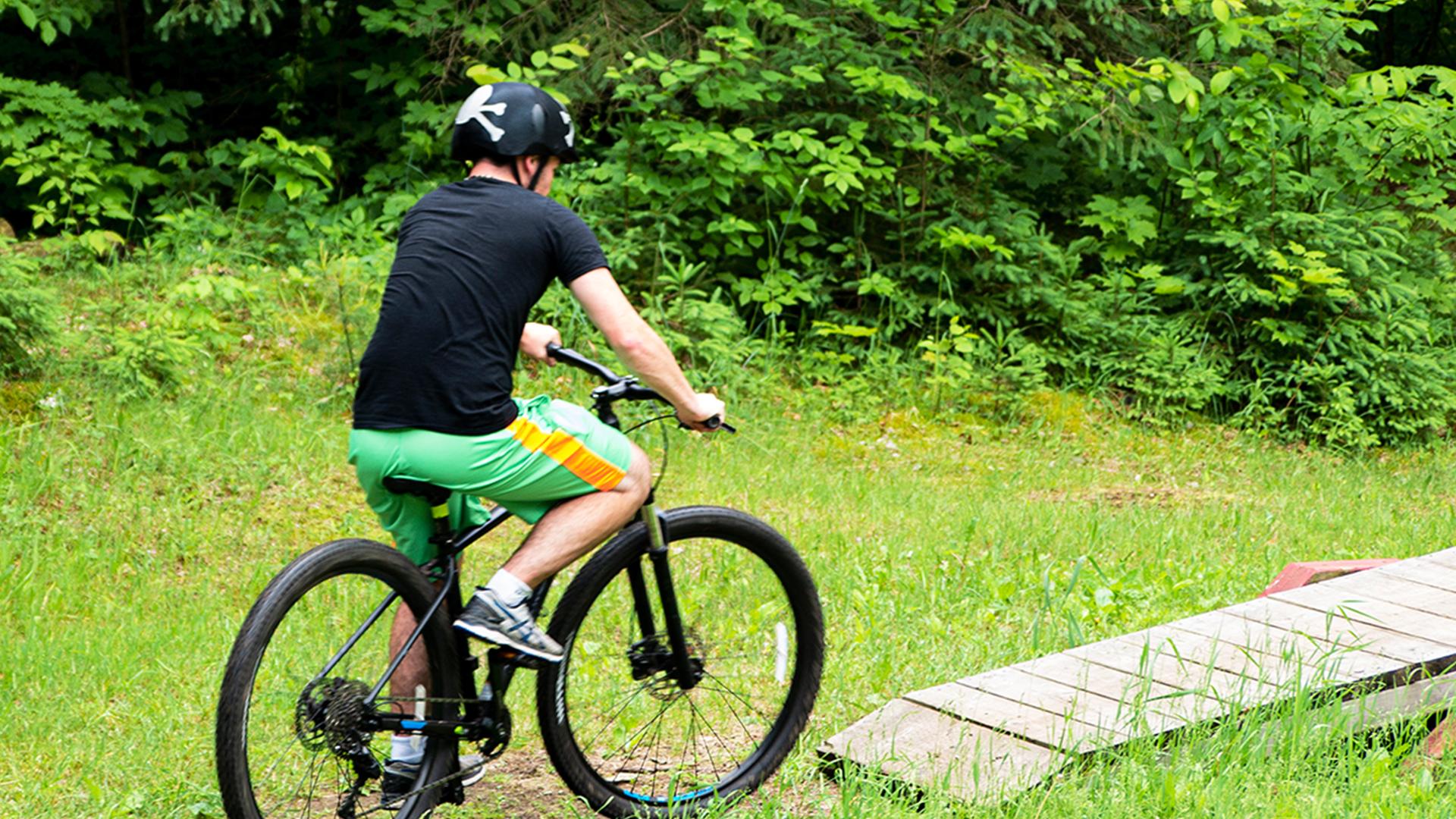 Biking - Adventure Day in Oro-Medonte