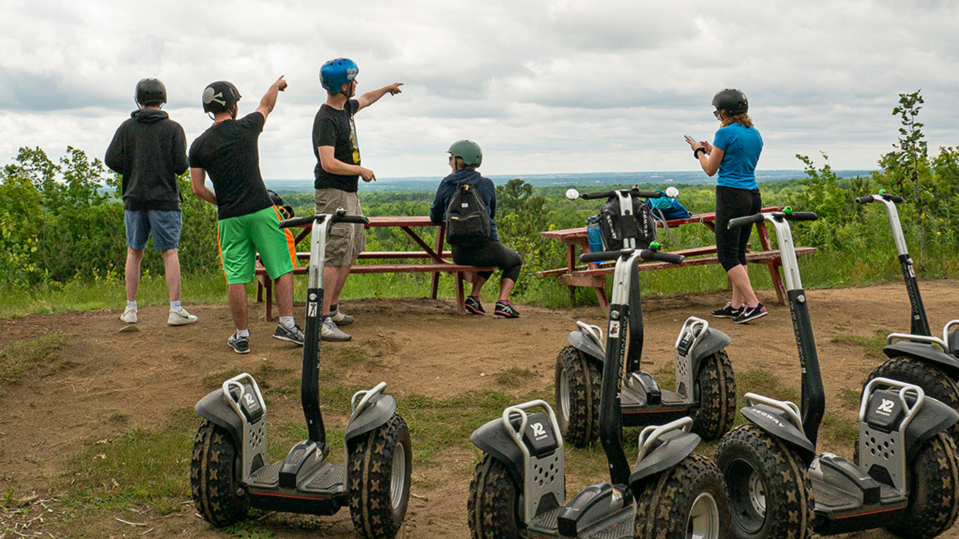 lookout - Adventure Day in Oro-Medonte