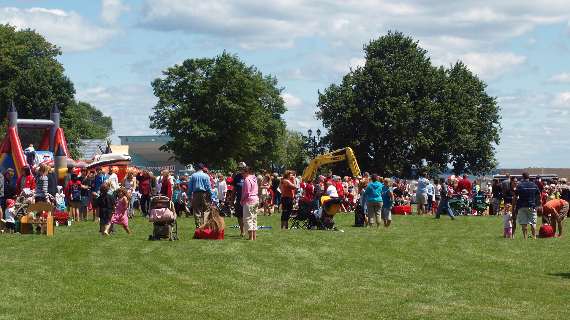 Orillia Funfest - August Events To Look Forward To