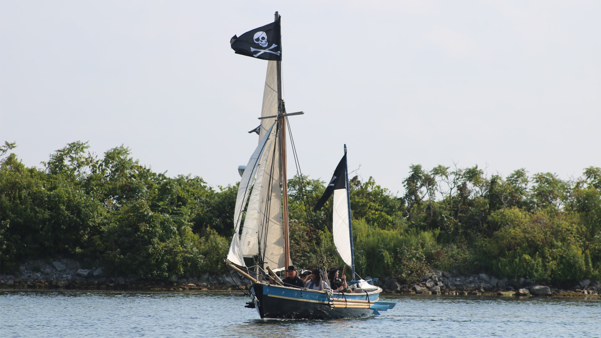 Pirate Ship min - A party you won't forget!