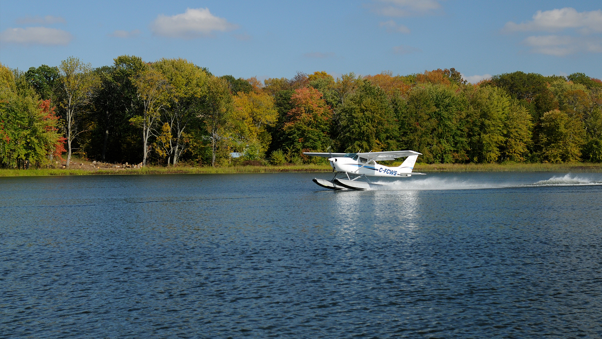 lake country air - Tour These Driving Routes This Fall