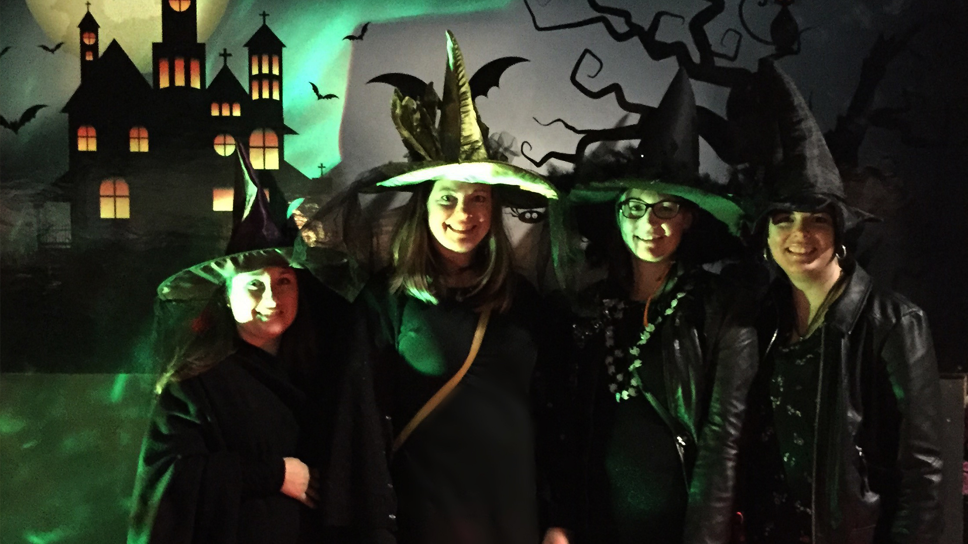 witches walk - October events you don't want to miss!