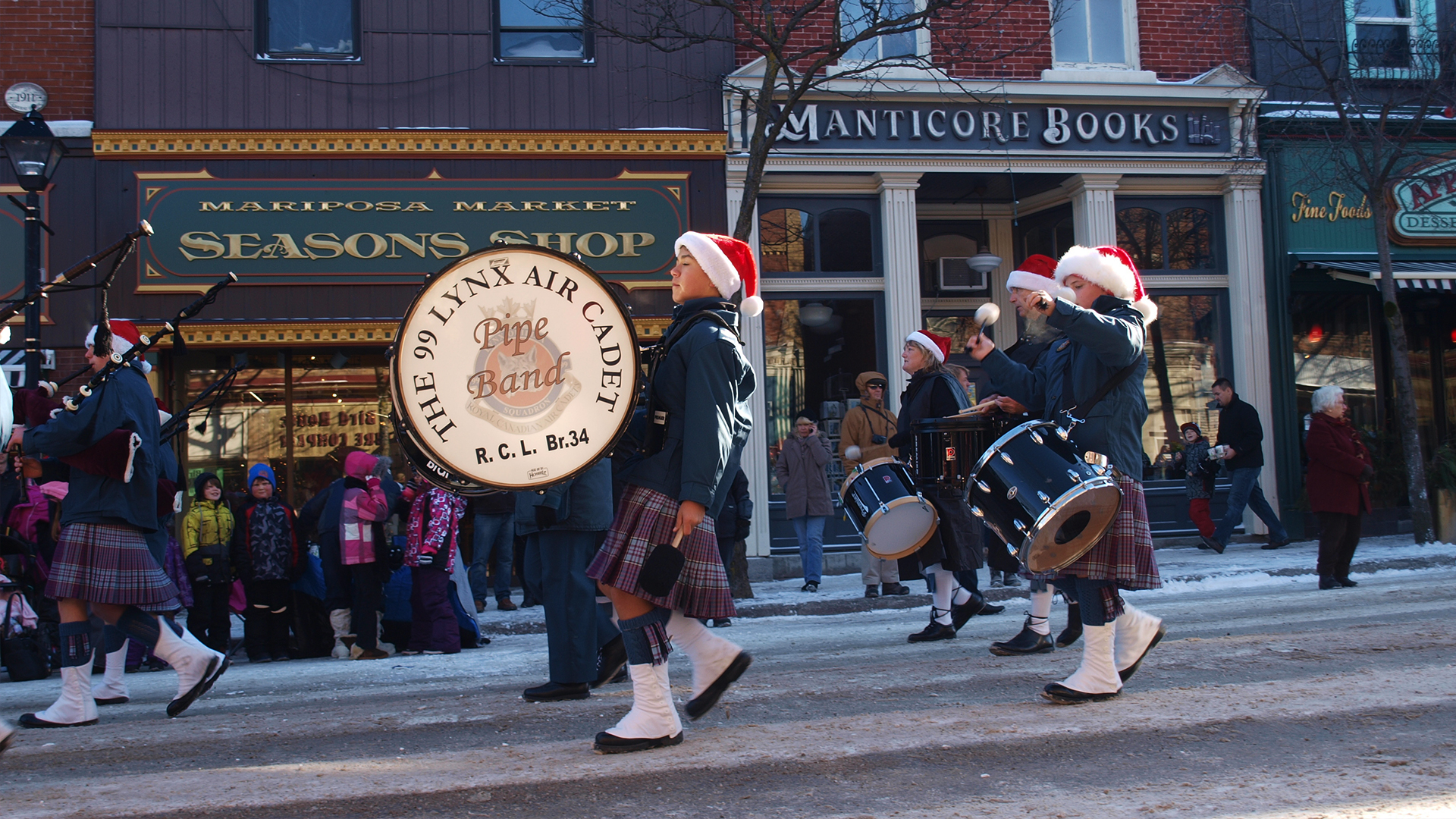 Christmas Parade - November Events You Need To Experience