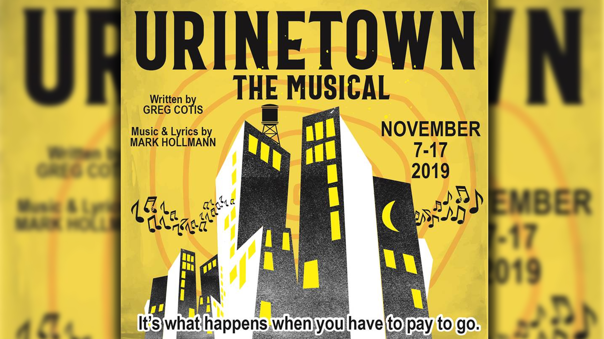 Urinetown - November Events You Need To Experience