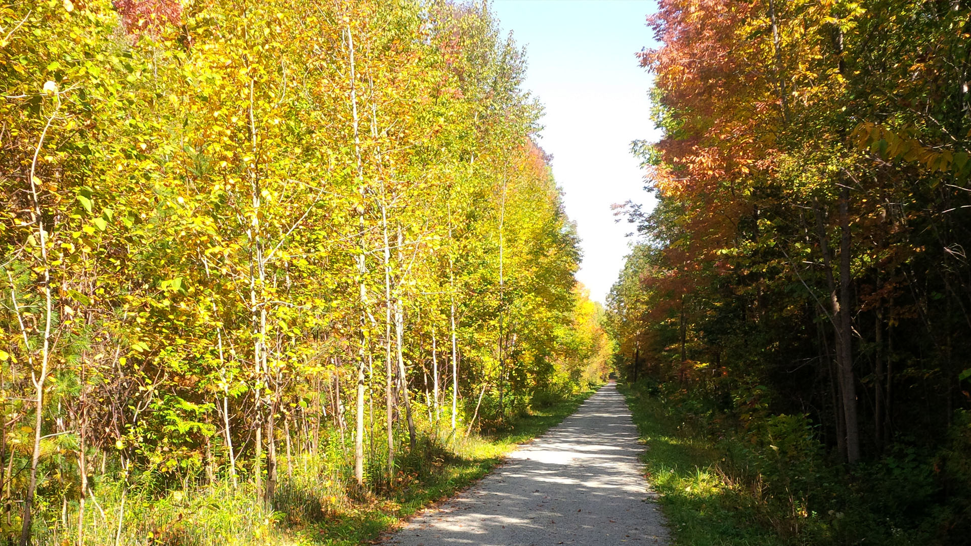 uhthoff trail - Fall Hiking Routes