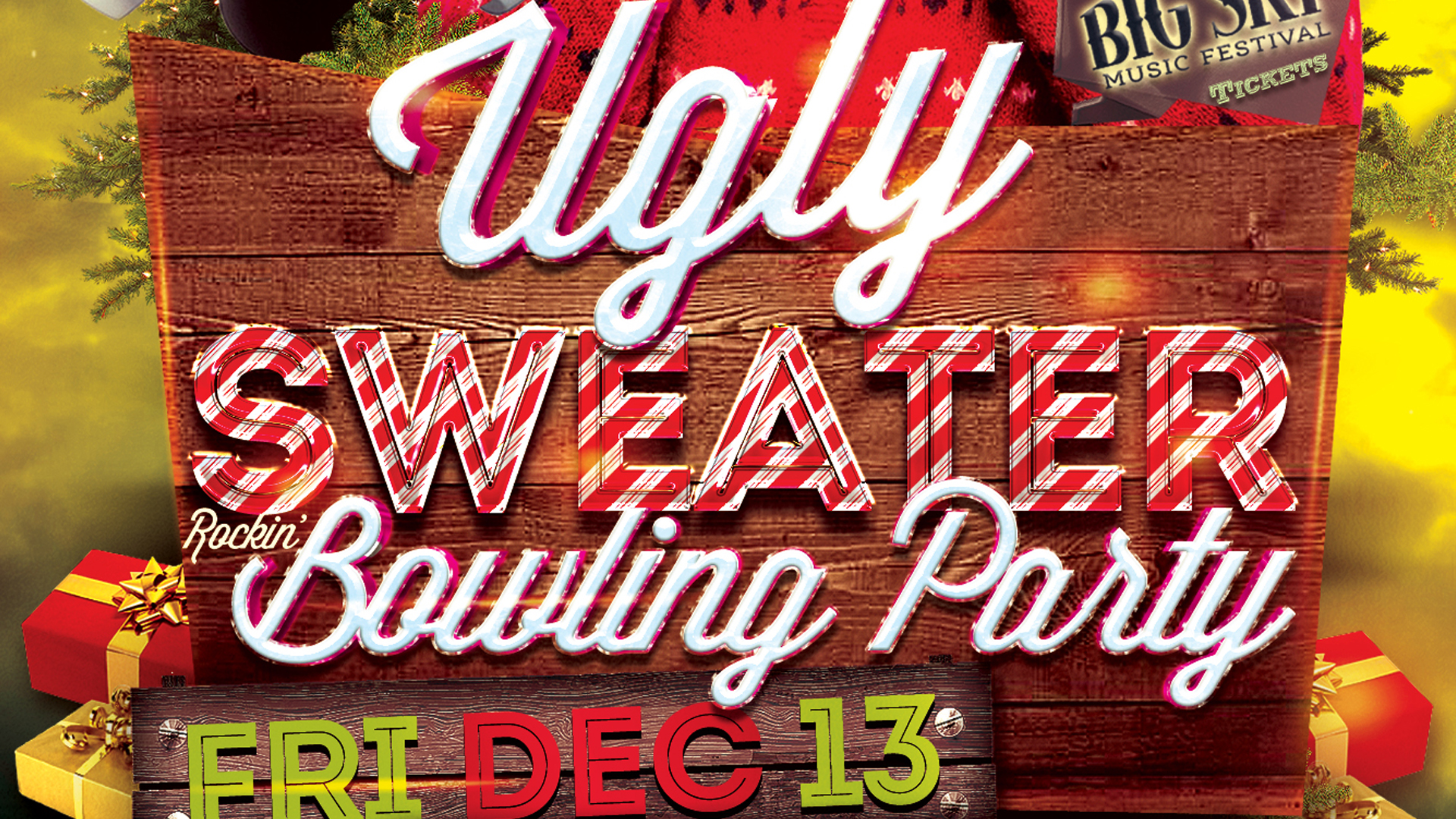 bowling - December Events You Need To Experience