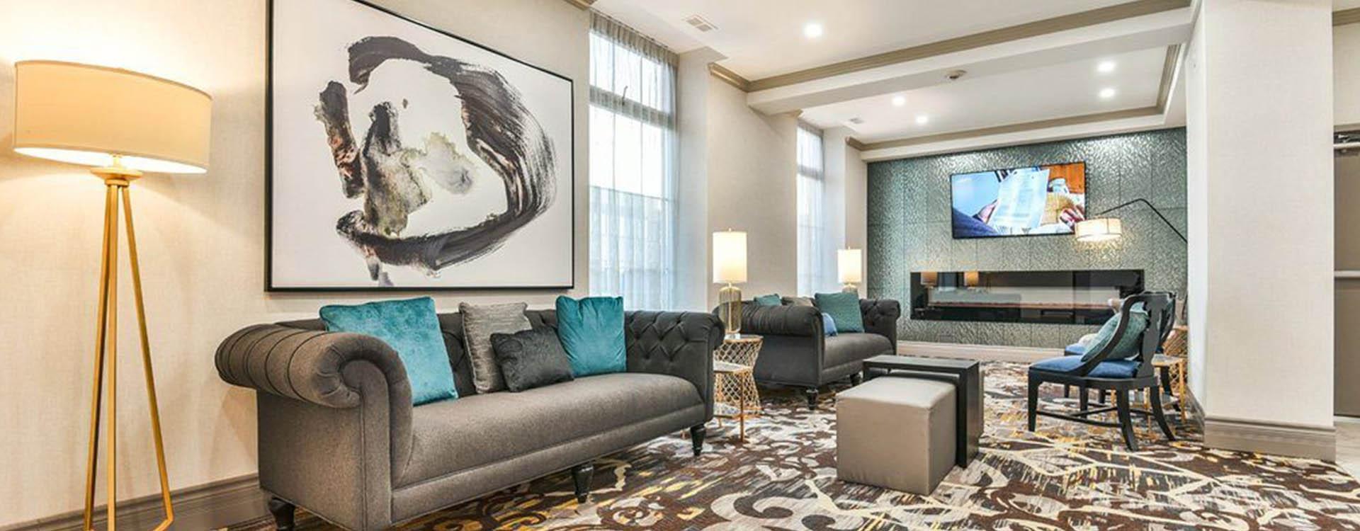 Banner Orillia Indoor Hotel - Winter In Orillia
